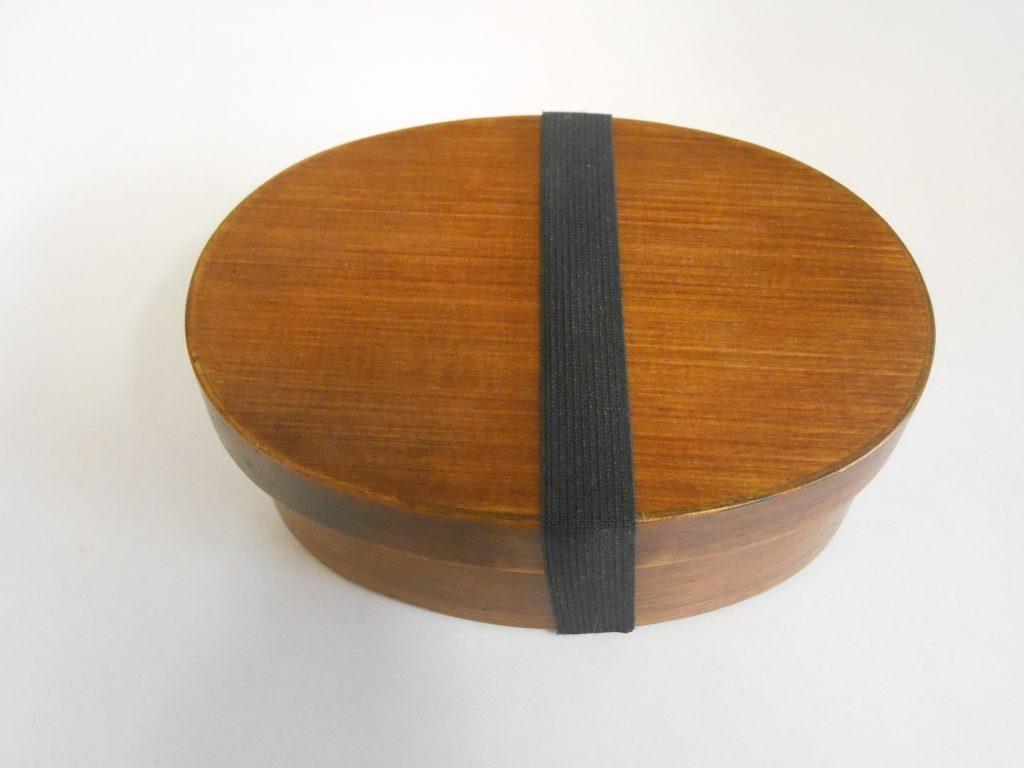 Boîte à bentô en bois - 20€