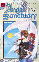 Manga, Shojo, Angel Sanctuary
