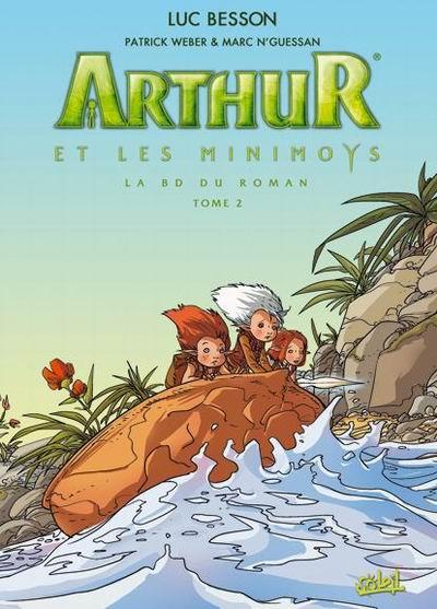 BD, Arthur et les Minimoys