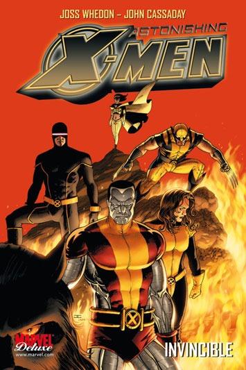 Comics, Astonishing X-Men