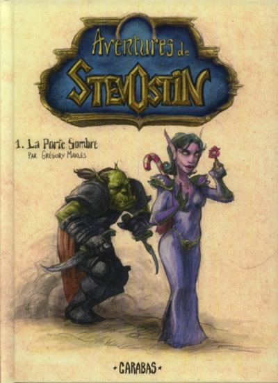 BD, Aventures de Stevostin