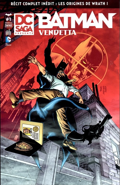 Comics, Batman Vendetta