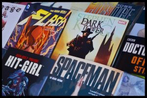 Bibliothèque comics