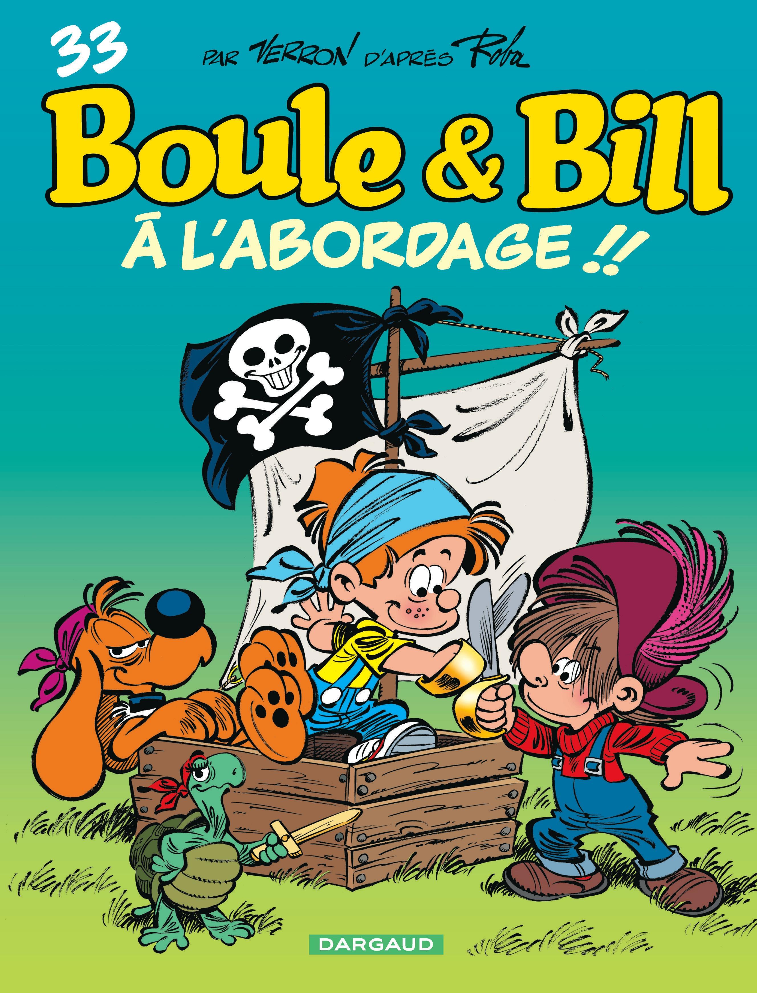 BD Boule et Bill