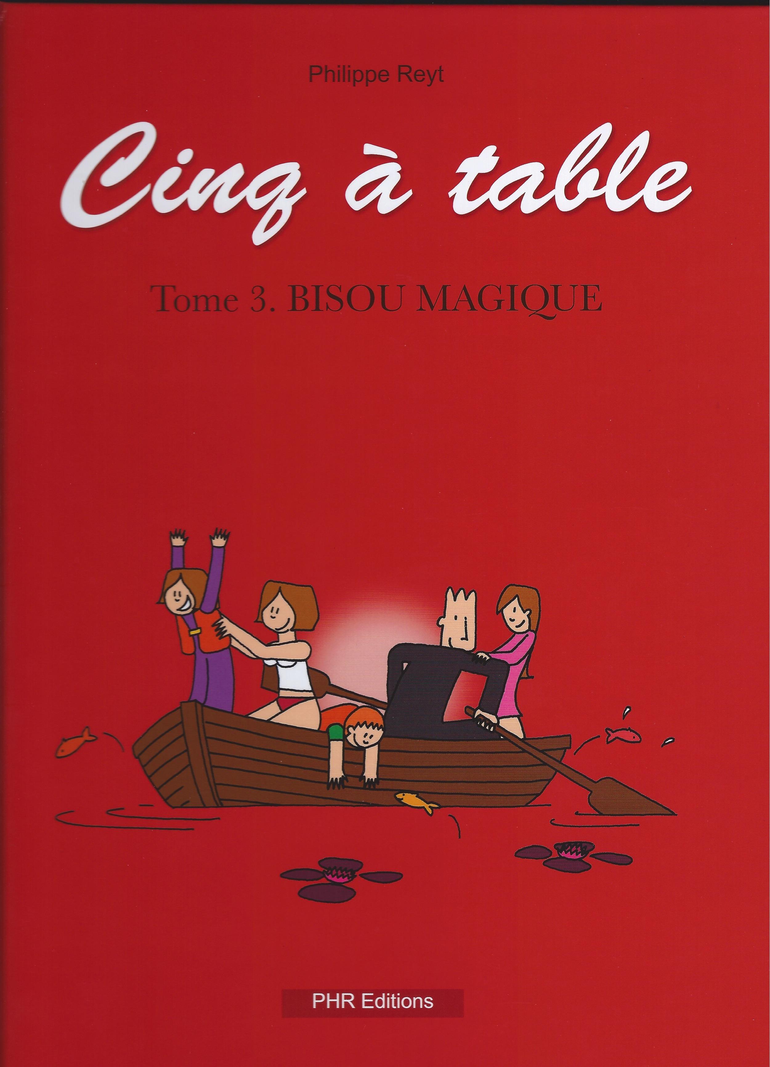 BD, Cinq à table