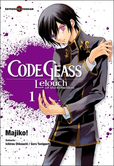 Shojo Code Geass Lelouch