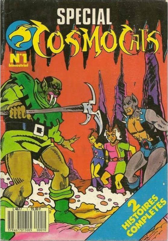 Comics, Cosmocats