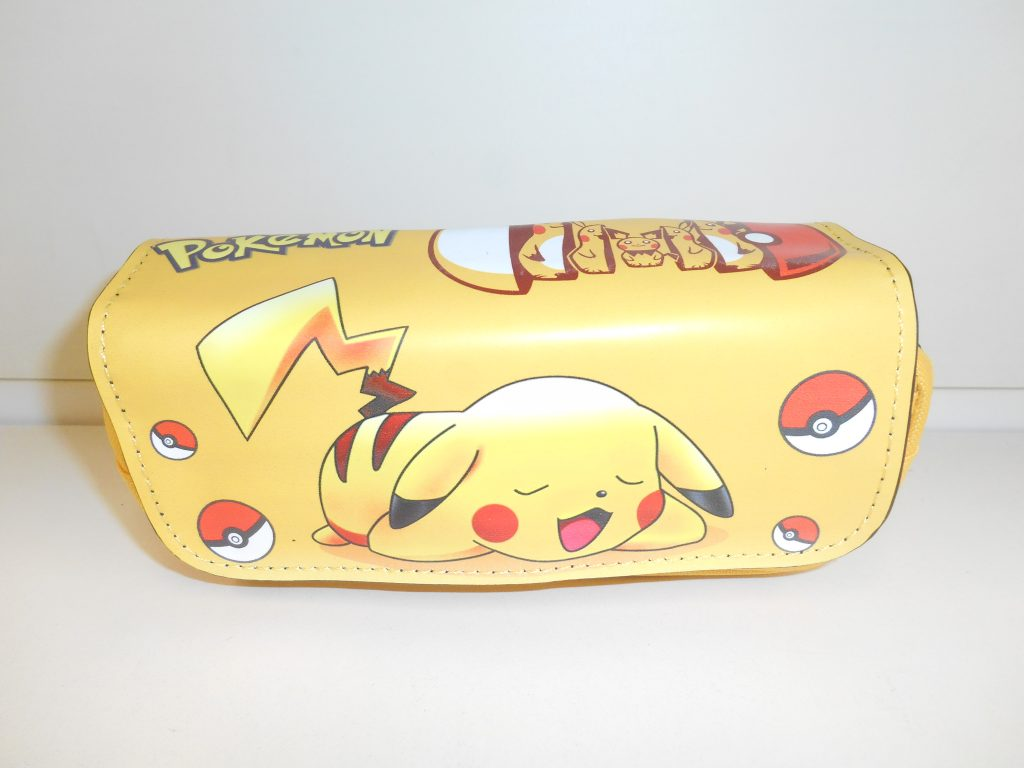 Trousse Pikachu - 15€