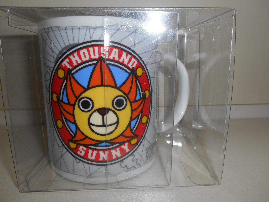 Thousand Sunny Go - One Piece  - 15€