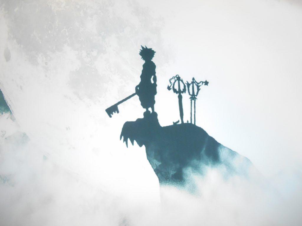 Poster Kingdom Hearts - 15€