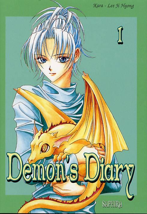 Manwha Demon's Diary