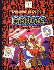 Livres Dessiner et Peindre, les Manga
