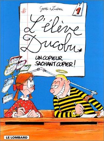 BD, Elève Ducobu