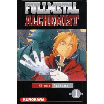 Shonen Fullmetal Alchemist