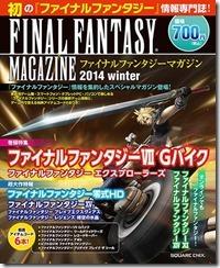 Magazines, Portfolio Final Fantasy