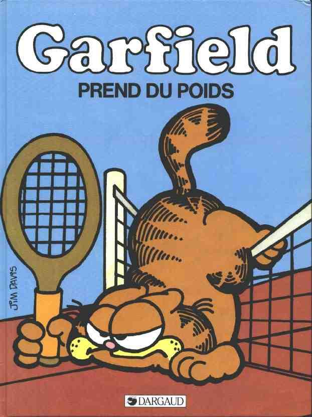 BD, Garfield