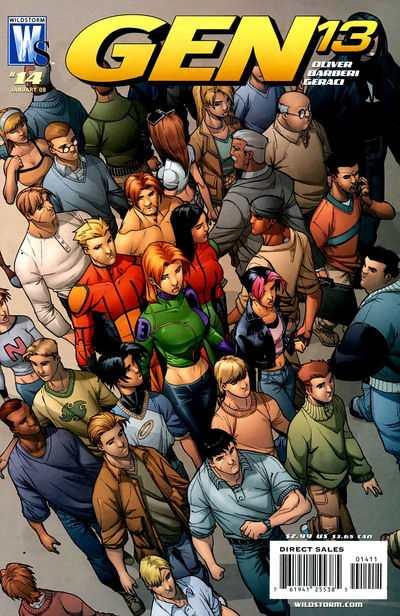 Comics, Gen 13