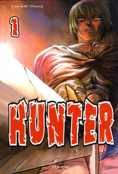 Manwha Hunter