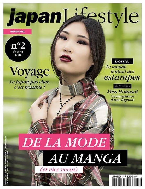 Magazines, Japan Lifestyle