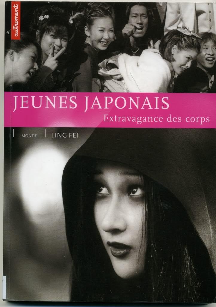 Livres photos, Jeunes japonais (photo)