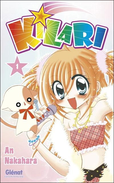 Manga, Shojo, Kilari