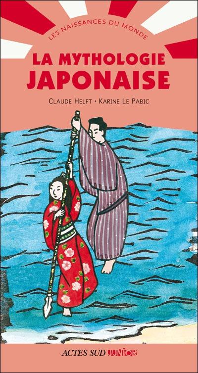 Livre La mythologie japonaise