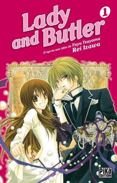 Shojo Lady and Butler