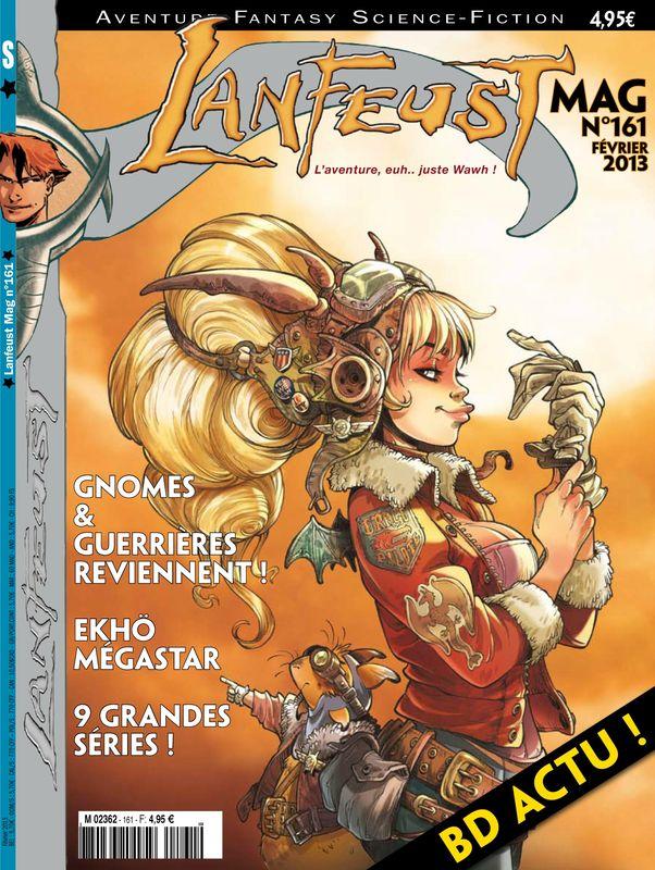 Magazines, Lanfeust Mag