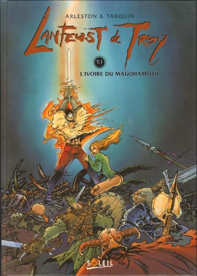 BD, Lanfeust de Troy