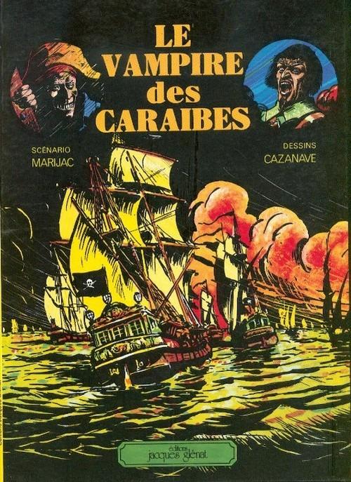 BD, Le capitaine fantôme