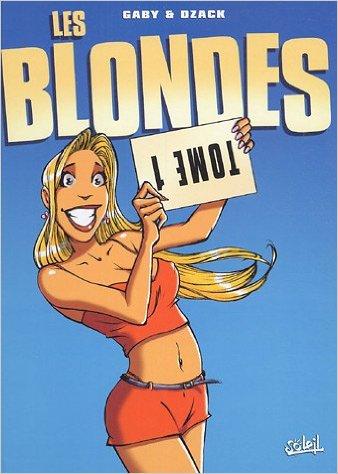 BD, Les blondes