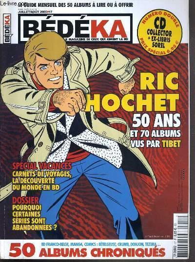 Magazines, Les Cahiers de Bédéka