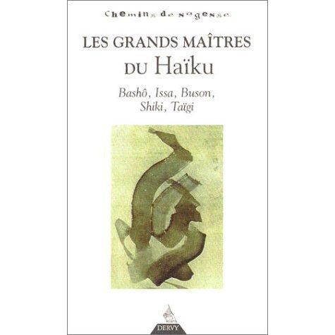 Les grands maîtres du Haiku, livre, poésie, Manga Café, Kyo'Hon, Béziers