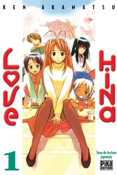 Shonen Love Hina