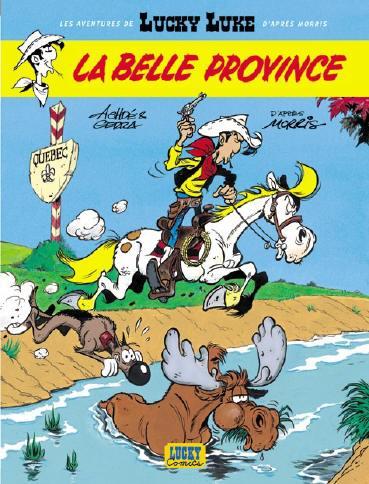 BD, Lucky Luke, Manga Café Kyo'Hon, Béziers