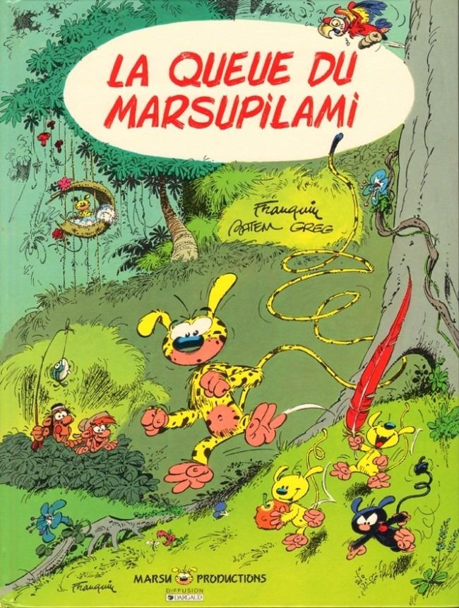 BD, Marsupilami