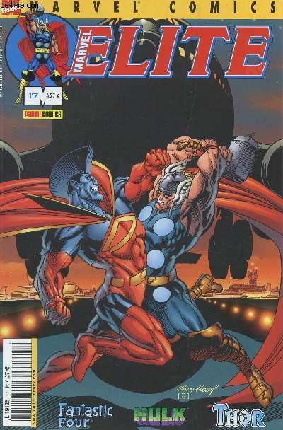 Comics, Marvel Elite