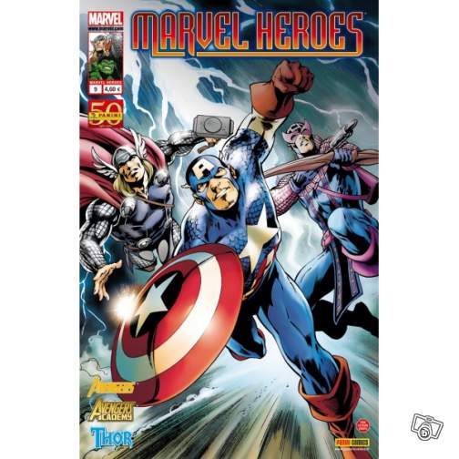 Comics, Marvel Heroes, Manga Café Kyo'Hon