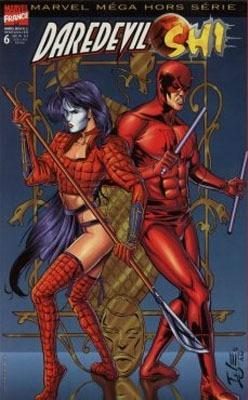 Comics, Marvel Mega HS