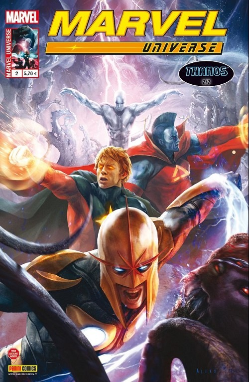 Comics, Marvel Universe