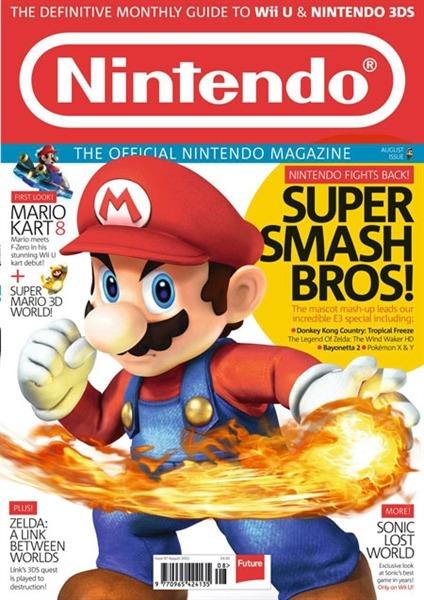 Magazines, Nintendo