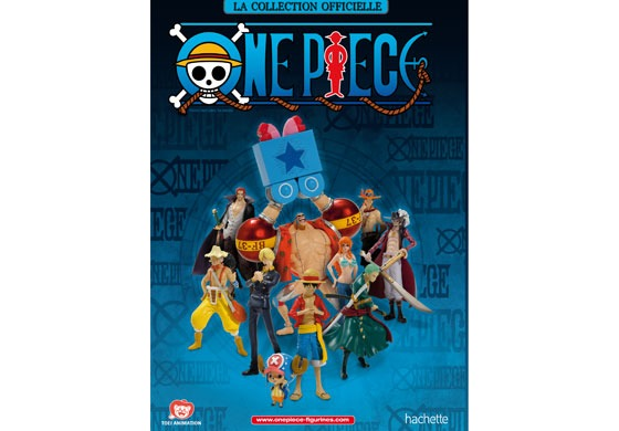Magazines, One Piece, Collection Hachette