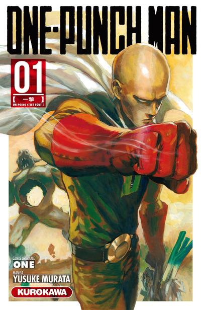 Seinen One-Punch Man