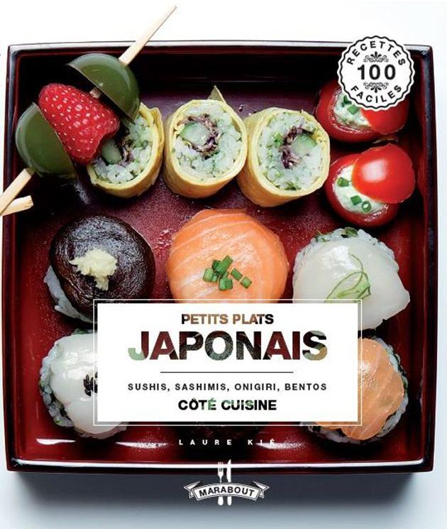 Livres, Petits Plats Japonais
