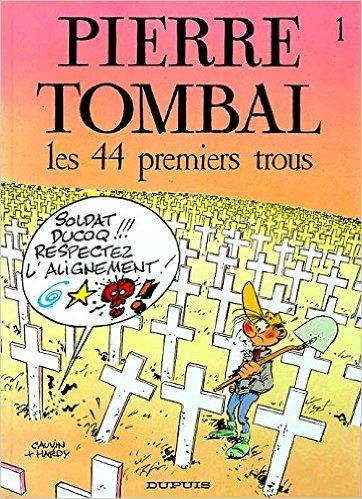 BD, Pierre Tombal