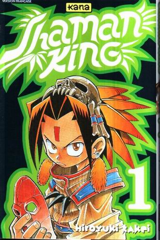 Shonen Shaman King