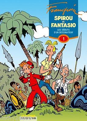 BD, Spirou et Fantasio