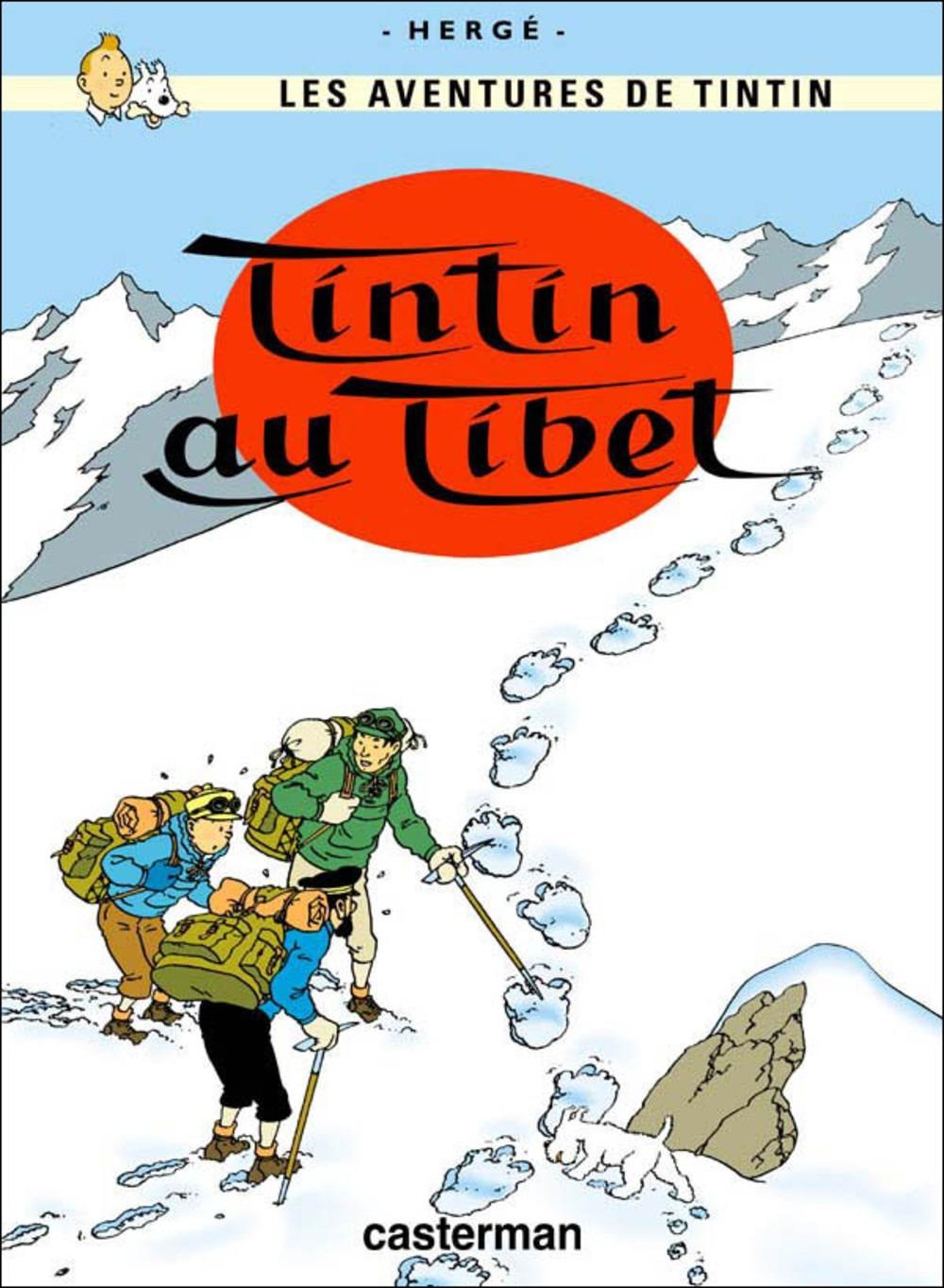 BD, Tintin