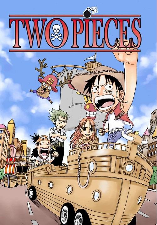 Manga Two Pieces