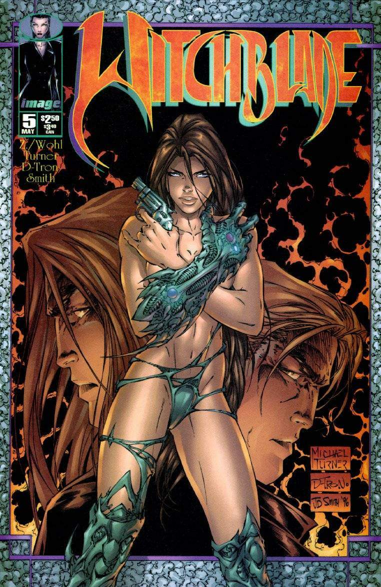 Comics, Witchblade